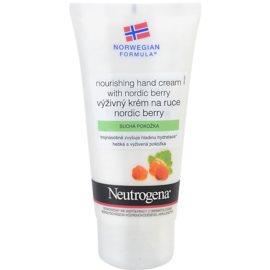 Neutrogena NordicBerry tápláló krém kézre  75 ml