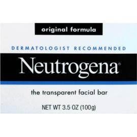 Neutrogena Face Care Original Formula sabonete de limpeza para rosto  100 g