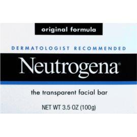 Neutrogena Face Care Original Formula очищуюче мило для обличчя   100 гр