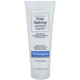 Neutrogena Pore Refining jemný peeling na rozšířené póry  198 ml