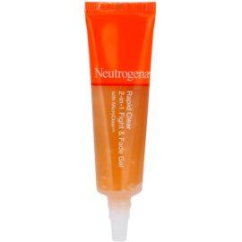 Neutrogena Rapid Clear gel gel cremoso matificante  15 ml