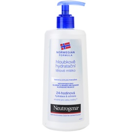 Neutrogena Norwegian Formula® Deep Moisture Deep Moisturizing Body Lotion For Dry and Sensitive Skin  250 ml