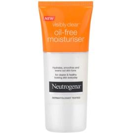 Neutrogena Visibly Clear Oil-free Moisturiser Feuchtigkeitscreme  50 ml