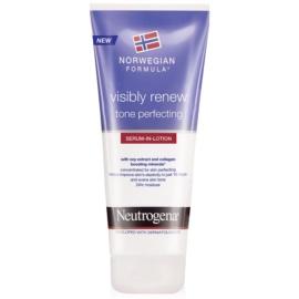 Neutrogena Visibly Renew izpopolnjevalni serum za telo  200 ml