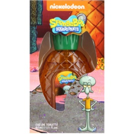 Nickelodeon Spongebob Squarepants Squidward тоалетна вода за деца 50 мл.