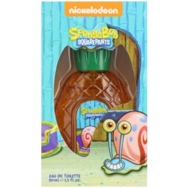 Nickelodeon Spongebob Squarepants Gary Eau de Toilette voor Kids 50 ml