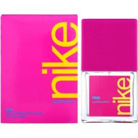 Nike Pink Woman eau de toilette para mujer 30 ml