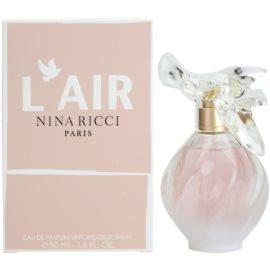 Nina Ricci L'Air parfémovaná voda pro ženy 50 ml