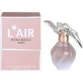 Nina Ricci L'Air parfémovaná voda pro ženy 30 ml