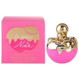 Nina Ricci Les Delices de Nina Limited Edition Eau de Toilette pentru femei 50 ml