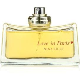 Nina Ricci Love in Paris eau de parfum teszter nőknek 50 ml