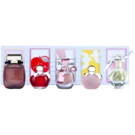 Nina Ricci Mini zestaw upominkowy I.  woda perfumowana 2 x 4 ml + woda toaletowa 3 x 4 ml