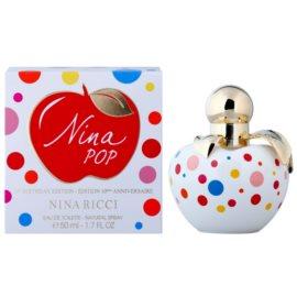 Nina Ricci Nina Pop toaletna voda za ženske 50 ml