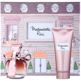 Nina Ricci Mademoiselle Ricci Gift Set  II.  Eau de Parfum 50 ml + Body Lotion  100 ml