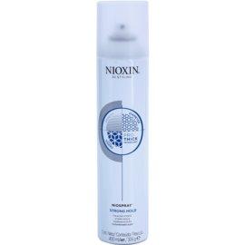 Nioxin 3D Styling Pro Thick lak na vlasy pro fixaci a tvar  400 ml