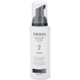 Nioxin System 2 ošetření pokožky pro výrazné řídnutí jemných přírodních vlasů  100 ml