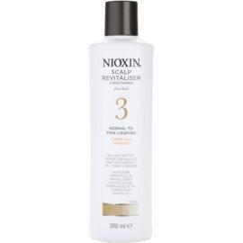 Nioxin System 3 lehký kondicionér pro počáteční mírné řídnutí jemných chemicky ošetřených vlasů  300 ml