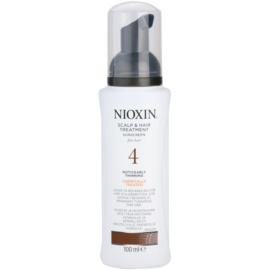 Nioxin System 4 Treatment for Noticeably Thinning, Fine, Chemically-Treated Hair  100 ml