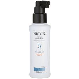 Nioxin System 5 ošetření pokožky pro mírné řídnutí normálních až silných, přírodních i chemicky ošetřených vlasů  100 ml