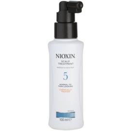 Nioxin System 5 tratamentul scalpului pentru par moderat sau semnificativ e subtire, tratat sau netratat chimic  100 ml