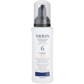 Nioxin System 6 ošetření pokožky pro výrazné řídnutí normálních až silných, přírodních i chemicky ošetřených vlasů  100 ml