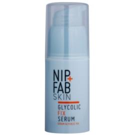 NIP+FAB Skin Glycolic Fix Serum zum vergrößern der Poren  30 ml