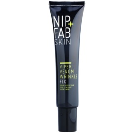 NIP+FAB Skin Viper Venom vyhlazující sérum proti silným vráskám s extractem z cervene rasy a hadím jedem  40 ml