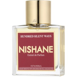 Nishane Hundred Silent Ways Parfüm Extrakt unisex 50 ml