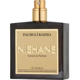 Nishane Pachuli Kozha ekstrakt perfum tester unisex 50 ml