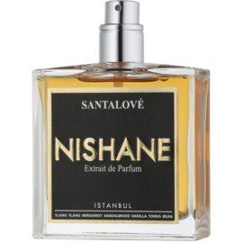 Nishane Santalové parfüm kivonat teszter unisex 50 ml