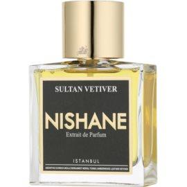 Nishane Sultan Vetiver Parfüm Extrakt unisex 50 ml