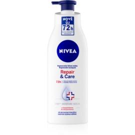 Nivea Repair & Care leche corporal regeneradora para pieles extra secas  400 ml