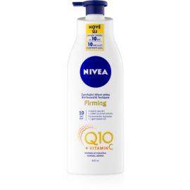 Nivea Q10 Plus losjon za učvrstitev kože za normalno kožo  400 ml