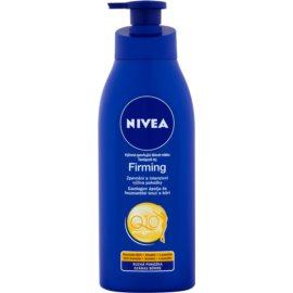 Nivea Q10 Plus spevňujúce telové mlieko pre suchú pokožku  400 ml