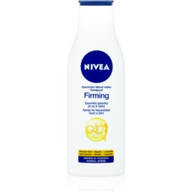 Nivea Q10 Plus Firming Body Milk For Normal Skin  250 ml