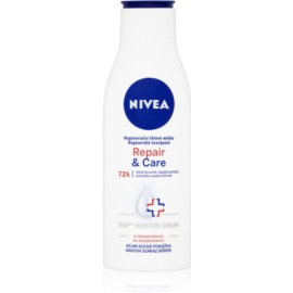 Nivea Repair & Care leite corporal regenerador para pele extra seca  250 ml