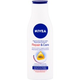 Nivea Repair & Care regenerujące mleczko do ciała do skóry bardzo suchej  250 ml