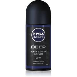 Nivea Men Deep antiperspirant roll-on 48 ur  50 ml