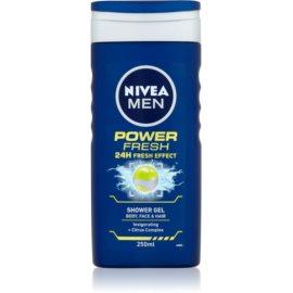 Nivea Power Refresh sprchový gél  250 ml