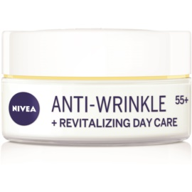 Nivea Anti-Wrinkle Revitalizing crema de día reparadora  antiarrugas 55+   50 ml
