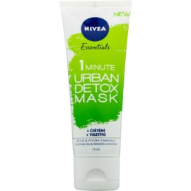 Nivea Urban Skin Entgiftende Reinigungsmaske  75 ml