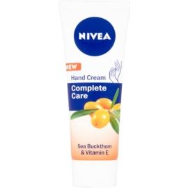 Nivea Complete Care Handcreme  75 ml