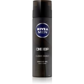 Nivea Men Deep gel za britje  200 ml