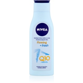 Nivea Q10 Plus osvěžující tělové mléko na nohy  200 ml