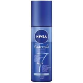 Nivea Hairmilk 7 Plus condicionador restaurador leave-in para cabelo normal  200 ml