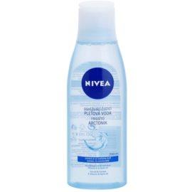 Nivea Aqua Effect água de limpeza para pele normal a mista  200 ml
