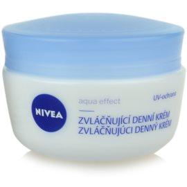 Nivea Aqua Effect vlažilna dnevna krema za normalno do mešano kožo  50 ml