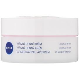 Nivea Aqua Effect crema nutritiva ten uscat   50 ml