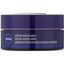 Nivea Aqua Effect Feuchtigkeitsspendende Nachtcreme mit ernährender Wirkung für trockene Haut  50 ml