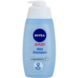 Nivea Baby sanftes Shampoo für Kinder  500 ml